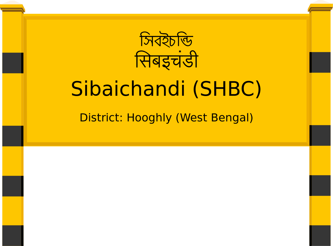 Sibaichandi (SHBC) Railway Station