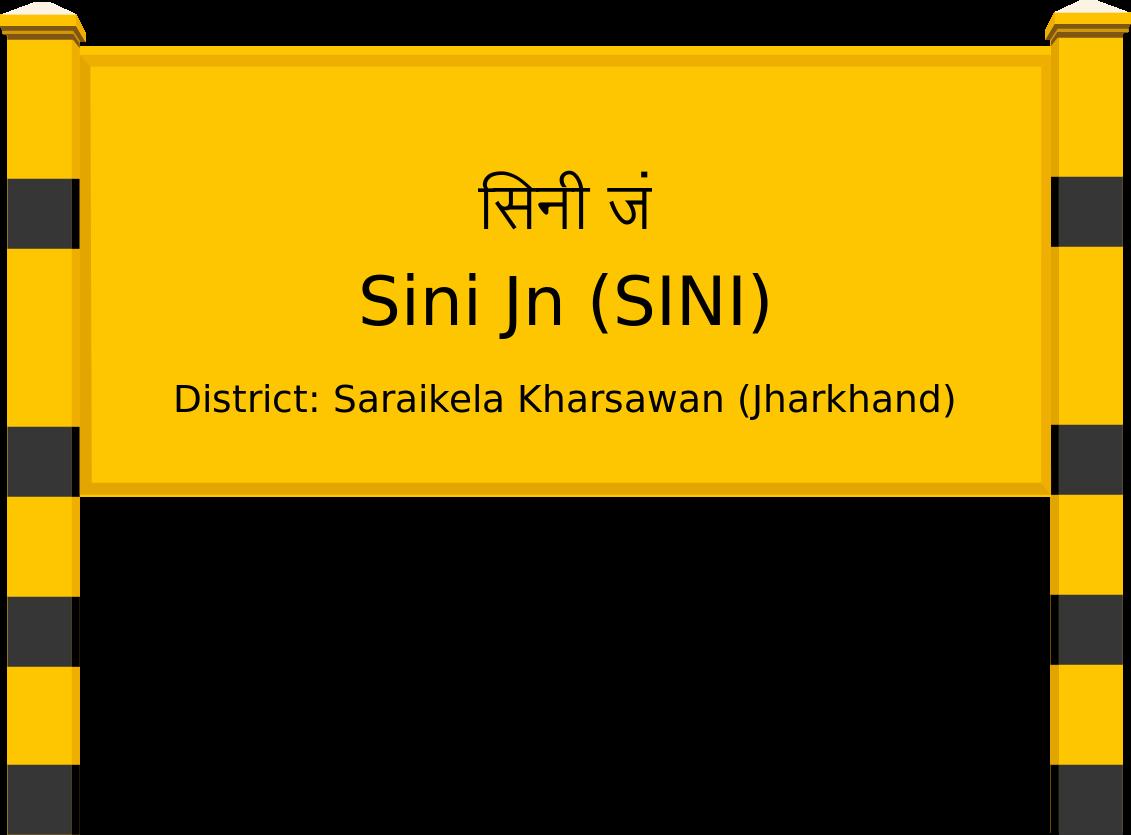 Sini Jn (SINI) Railway Station