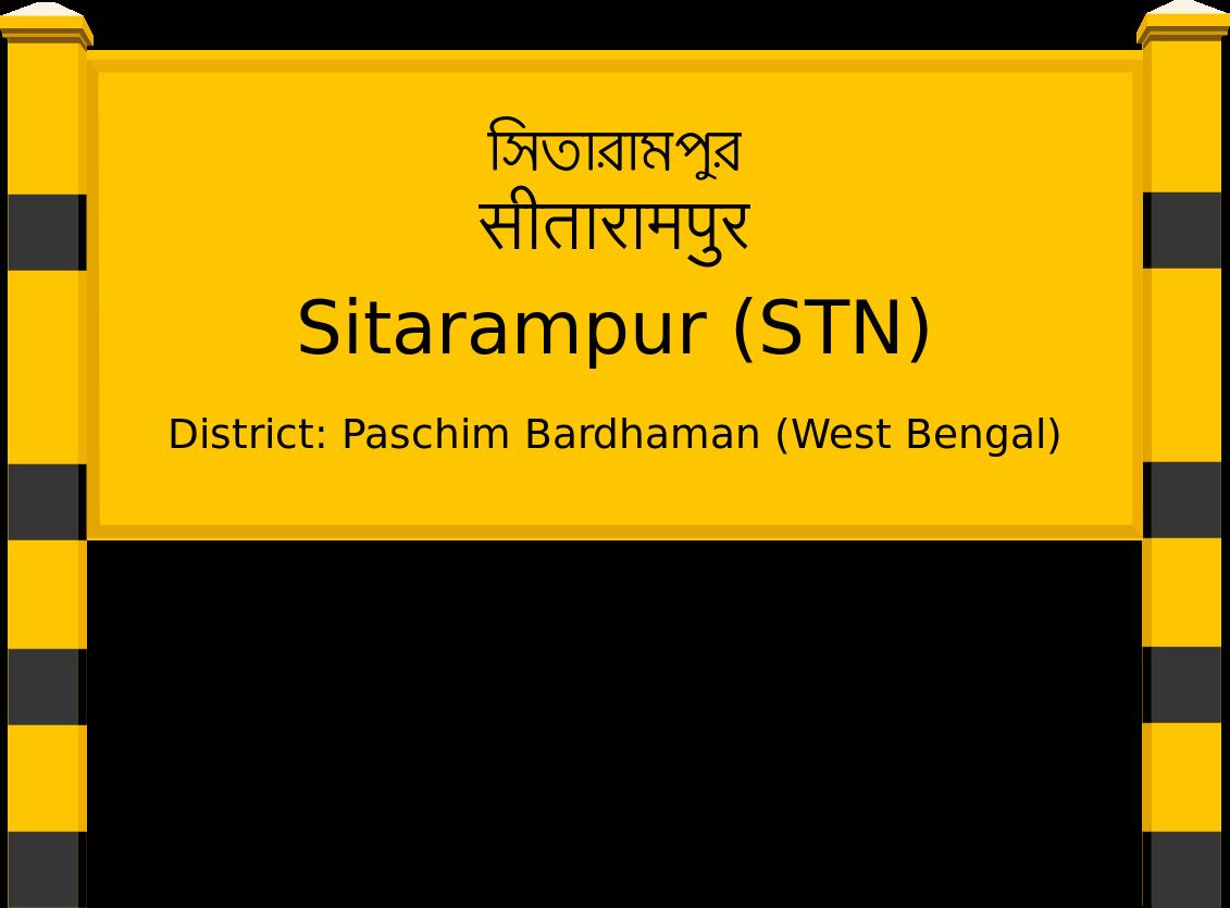 Sitarampur (STN) Railway Station