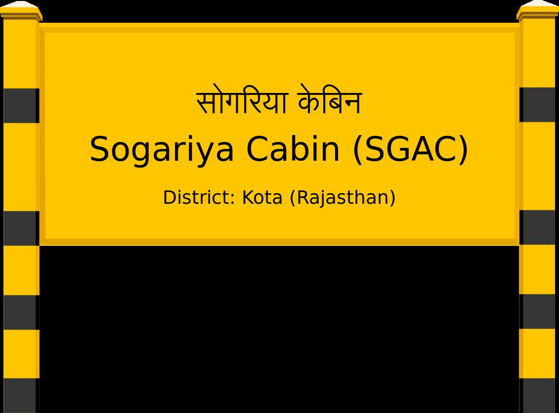 Sogariya Cabin (SGAC) Railway Station