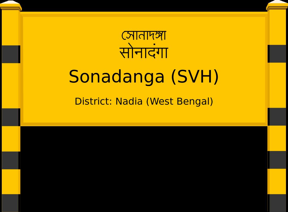 Sonadanga (SVH) Railway Station