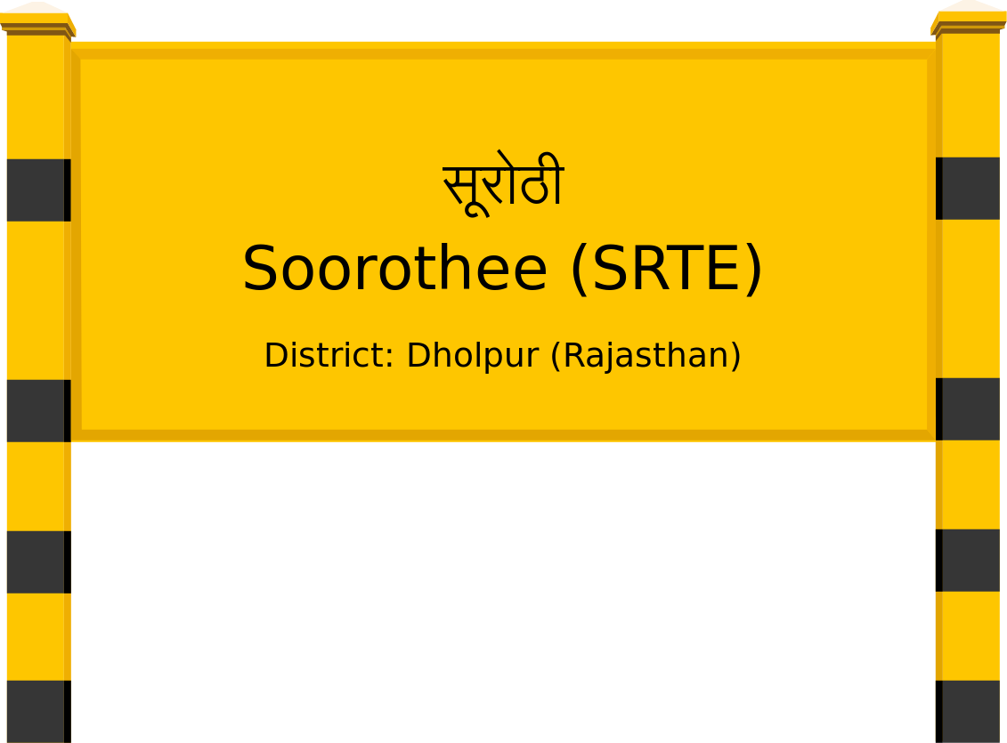 Soorothee (SRTE) Railway Station