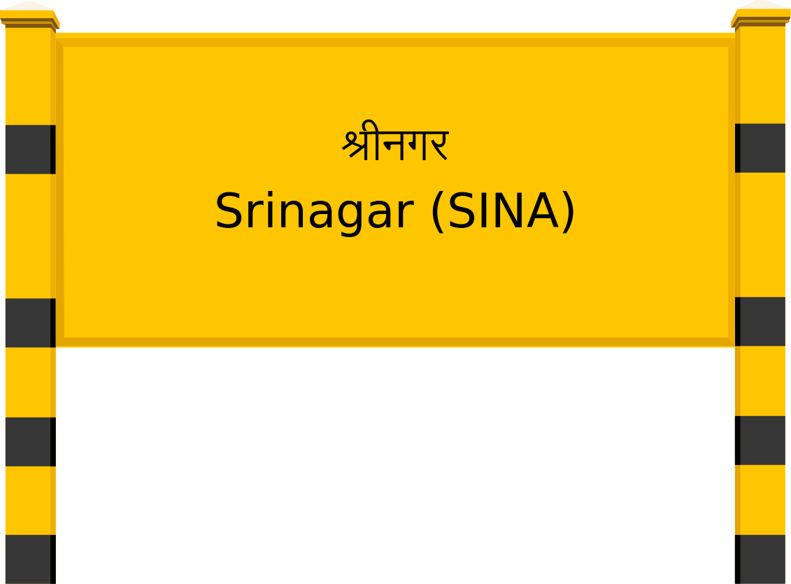 Srinagar (SINA) Railway Station