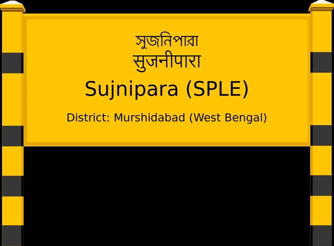 Sujnipara (SPLE) Railway Station