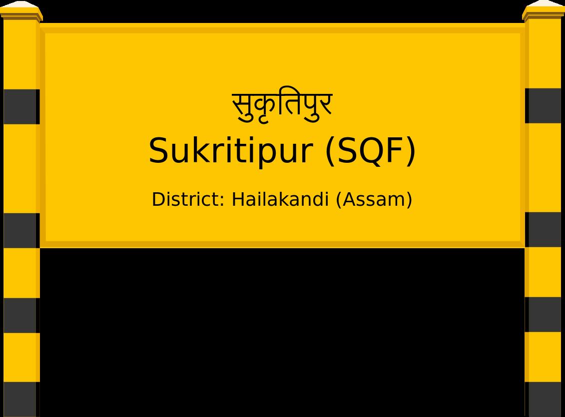 Sukritipur (SQF) Railway Station
