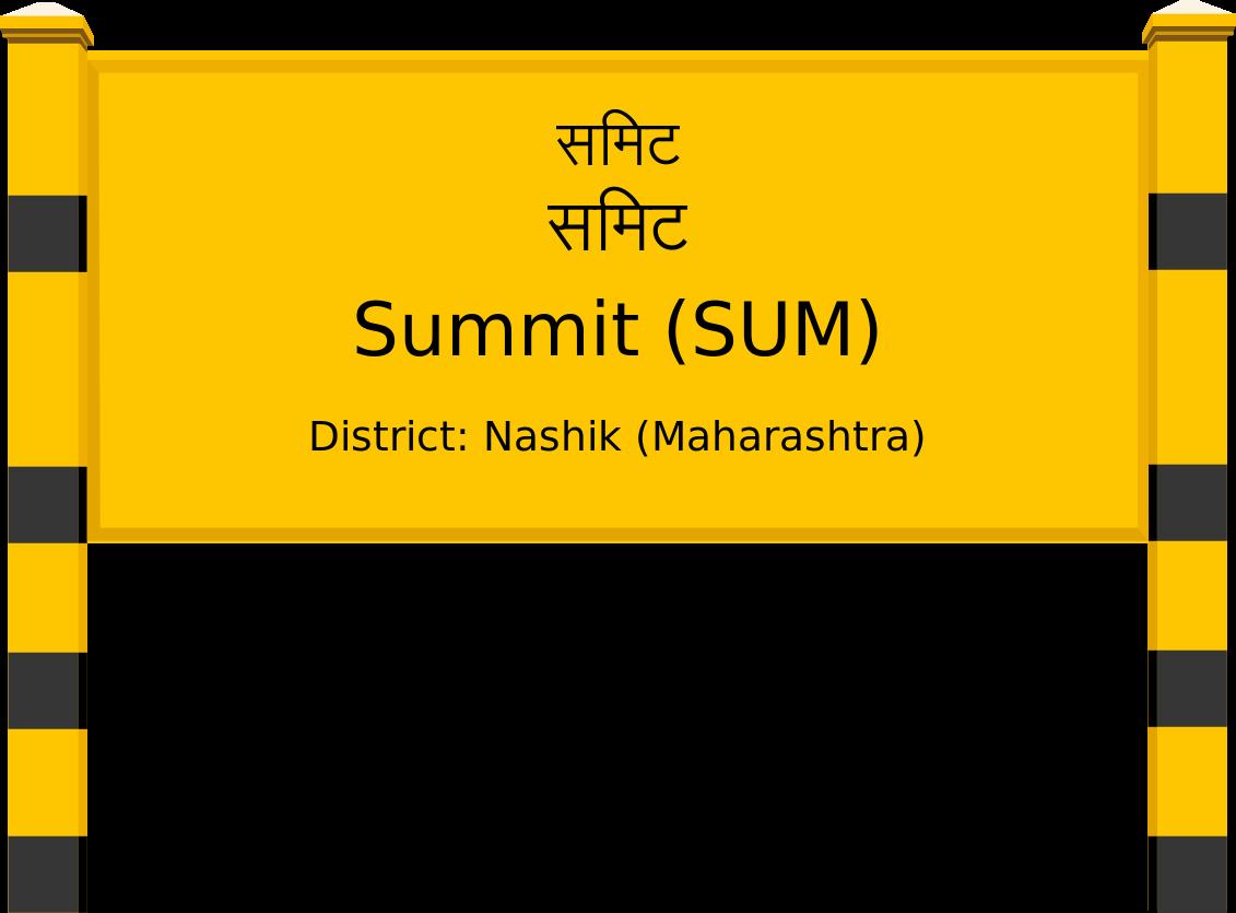 Summit (SUM) Railway Station