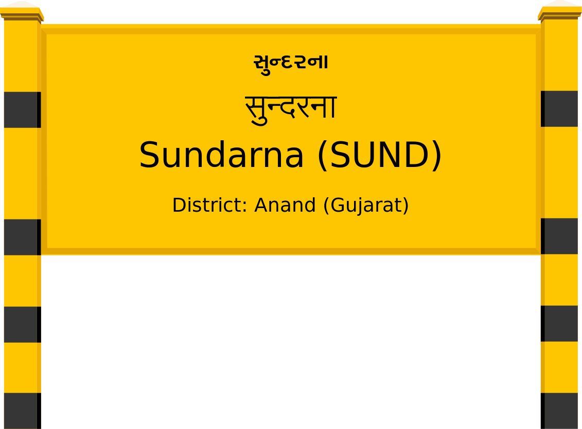 Sundarna (SUND) Railway Station