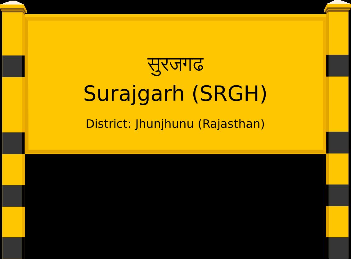 Surajgarh (SRGH) Railway Station