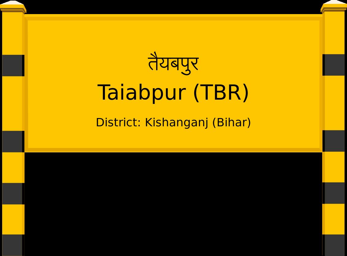 Taiabpur (TBR) Railway Station