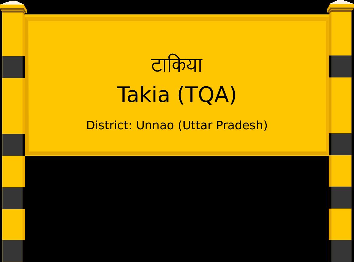 Takia (TQA) Railway Station