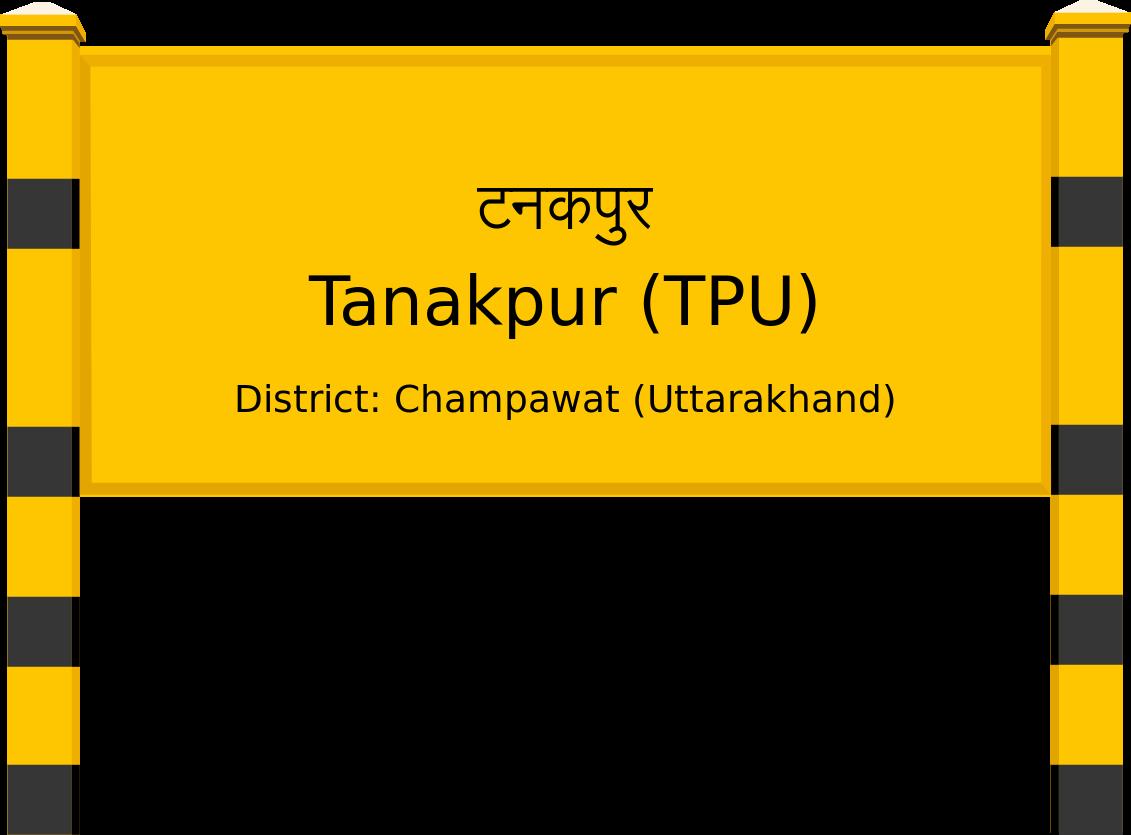 Tanakpur (TPU) Railway Station