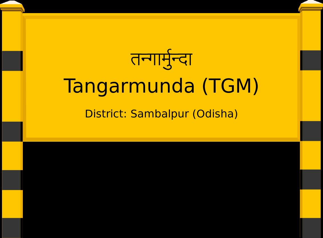 Tangarmunda (TGM) Railway Station