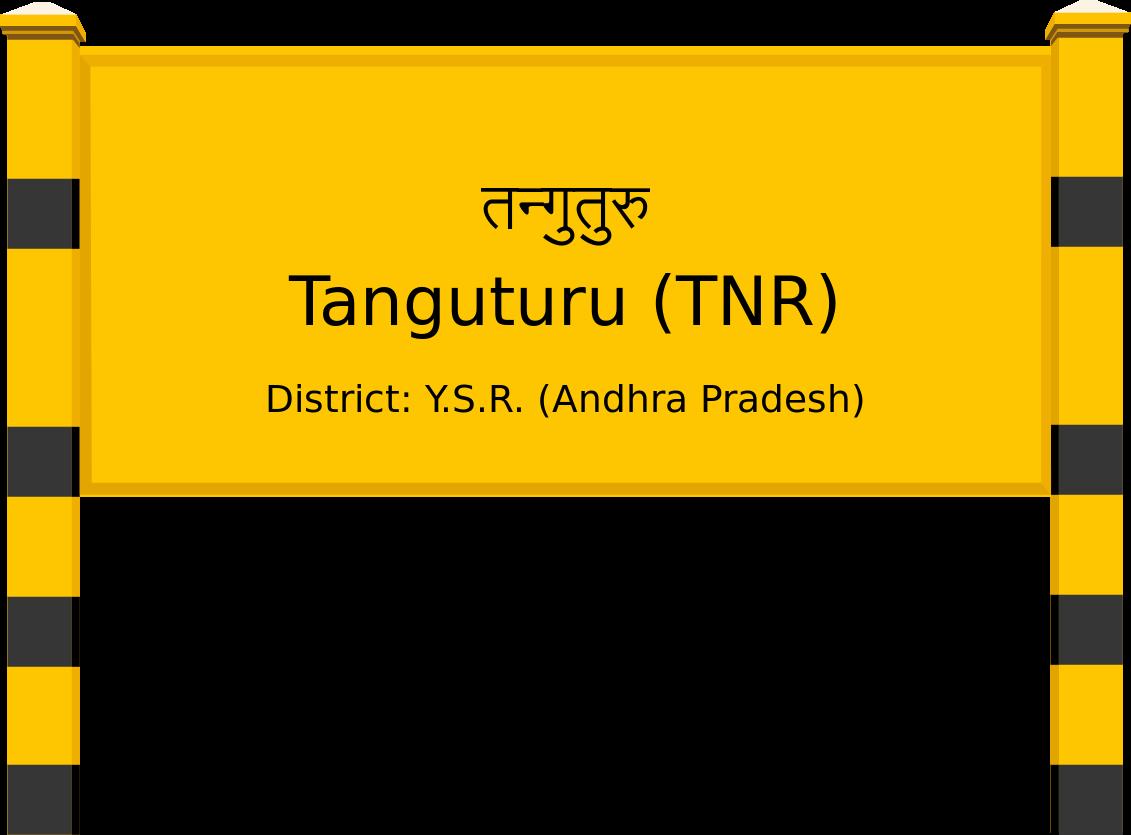 Tanguturu (TNR) Railway Station