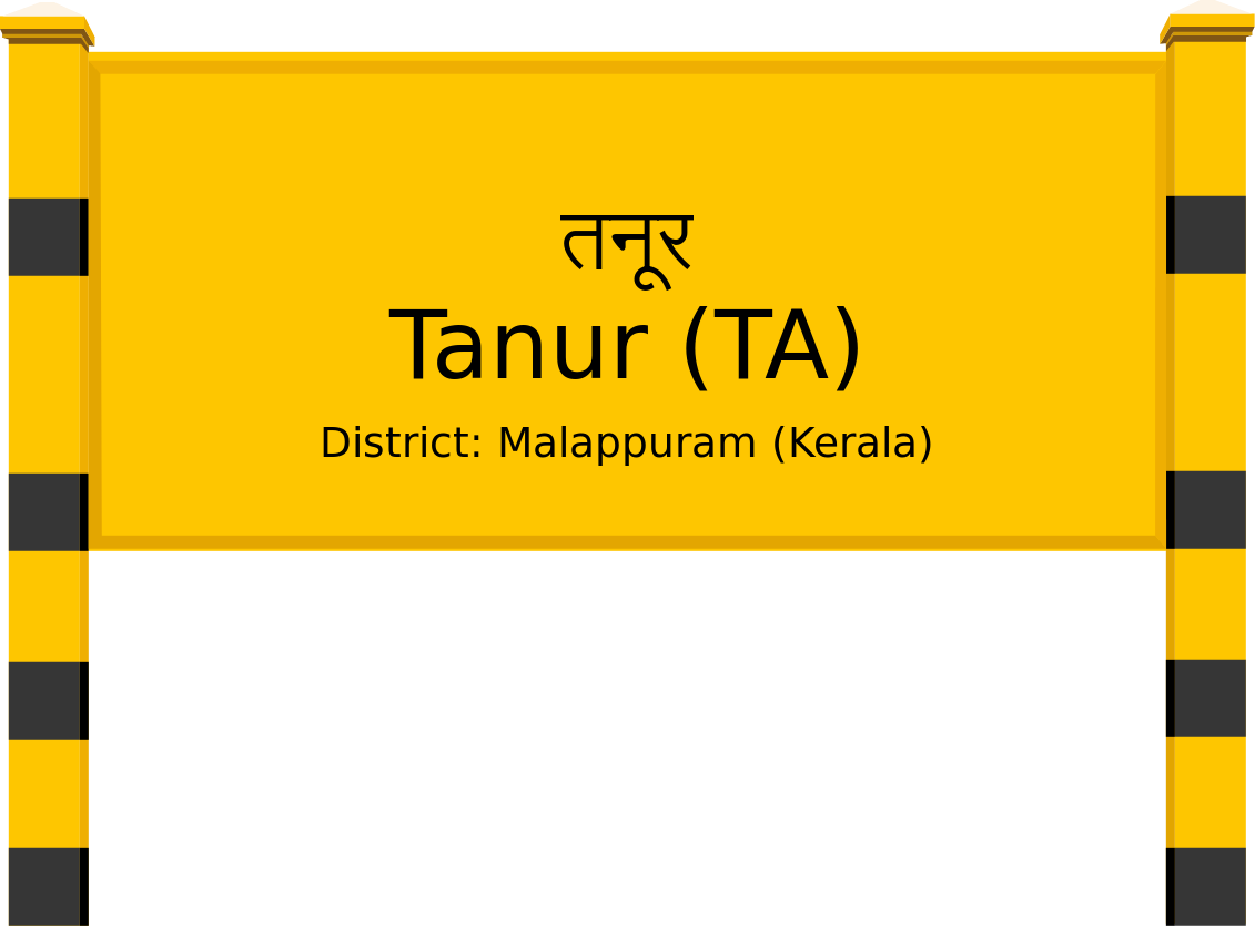 Tanur (TA) Railway Station