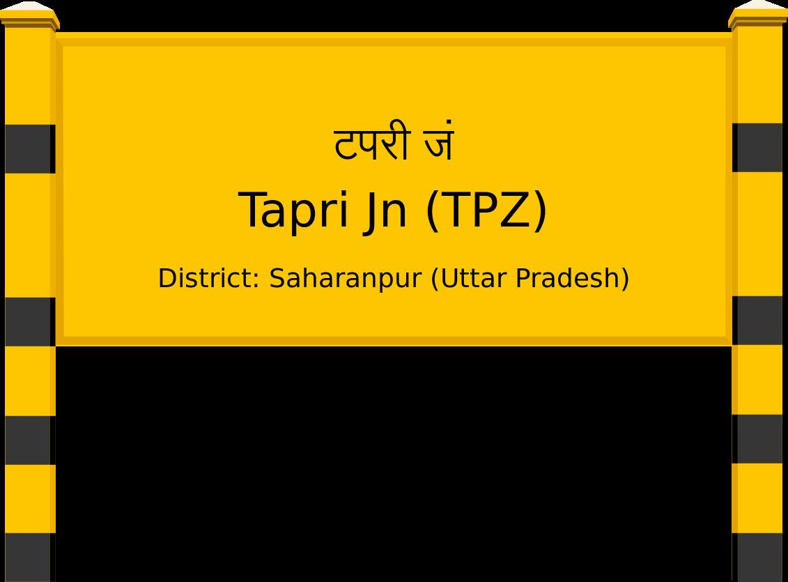 Tapri Jn (TPZ) Railway Station