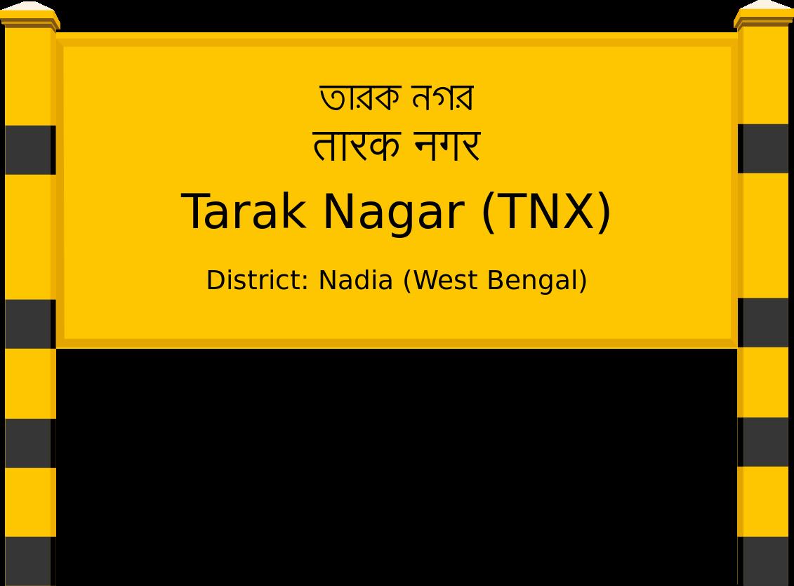Tarak Nagar (TNX) Railway Station