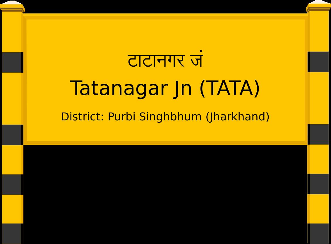 Tatanagar Jn (TATA) Railway Station