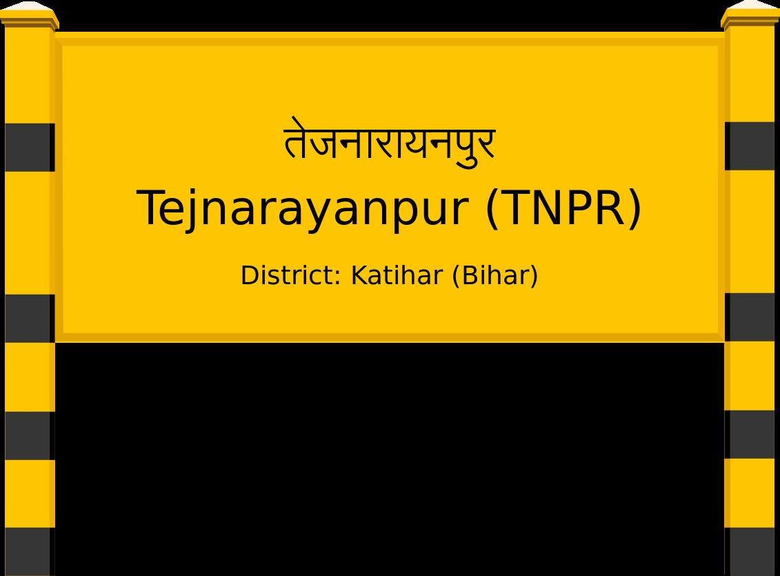 Tejnarayanpur (TNPR) Railway Station