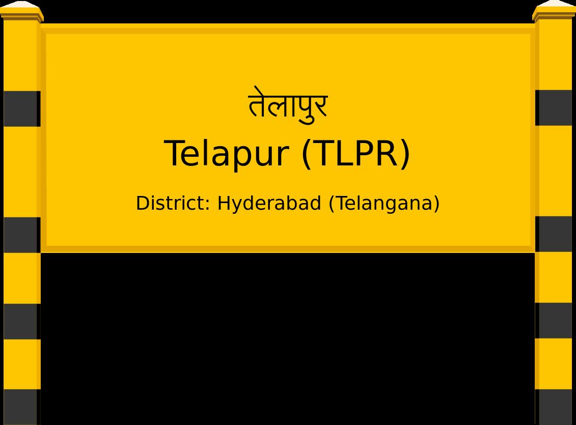 Telapur (TLPR) Railway Station