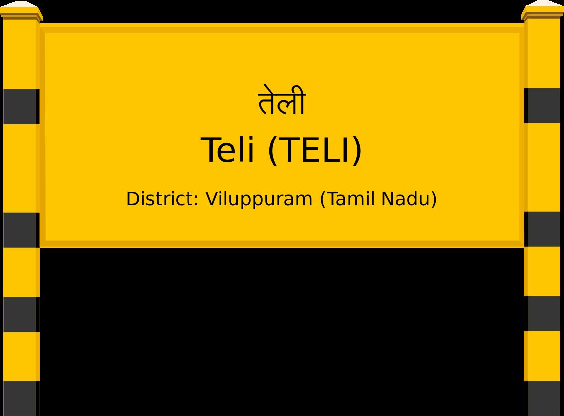 Teli (TELI) Railway Station