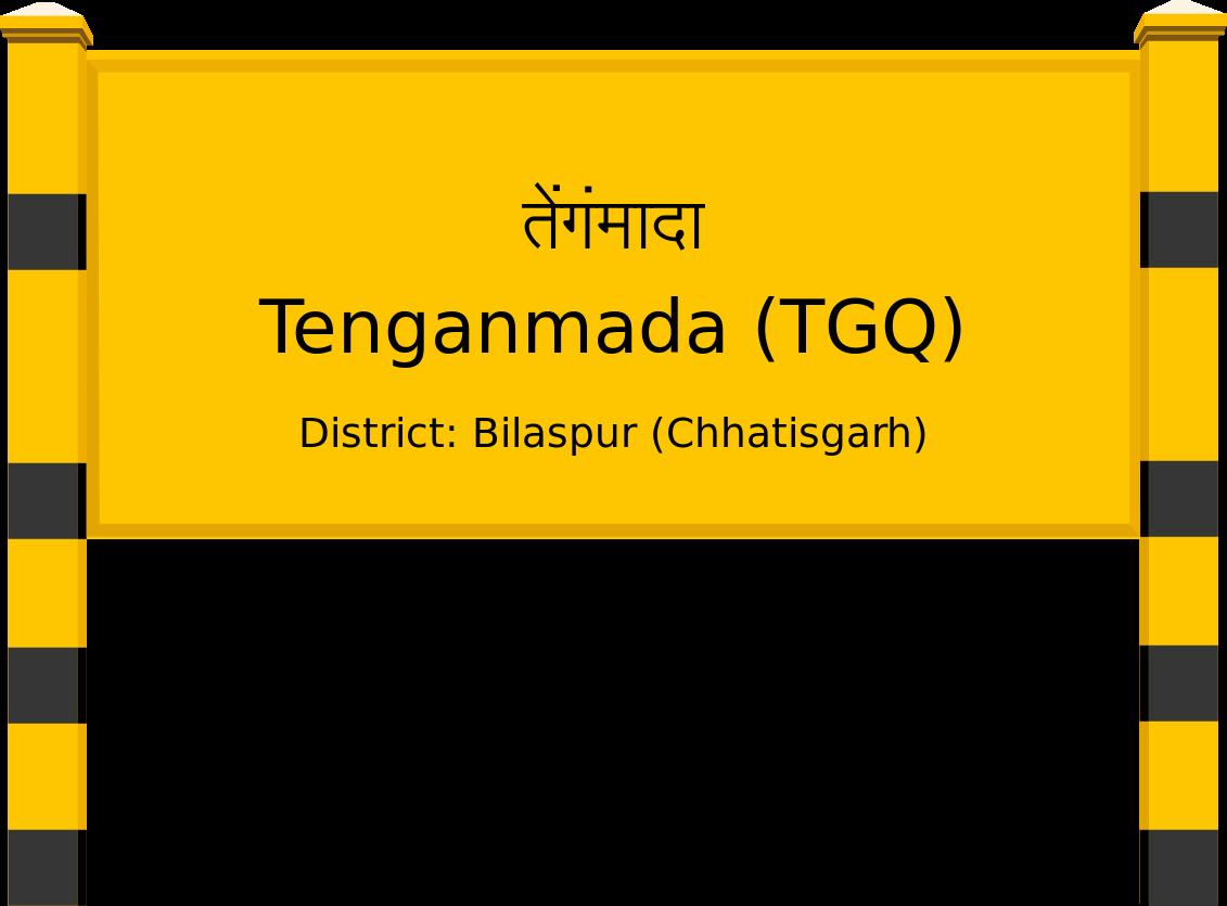 Tenganmada (TGQ) Railway Station