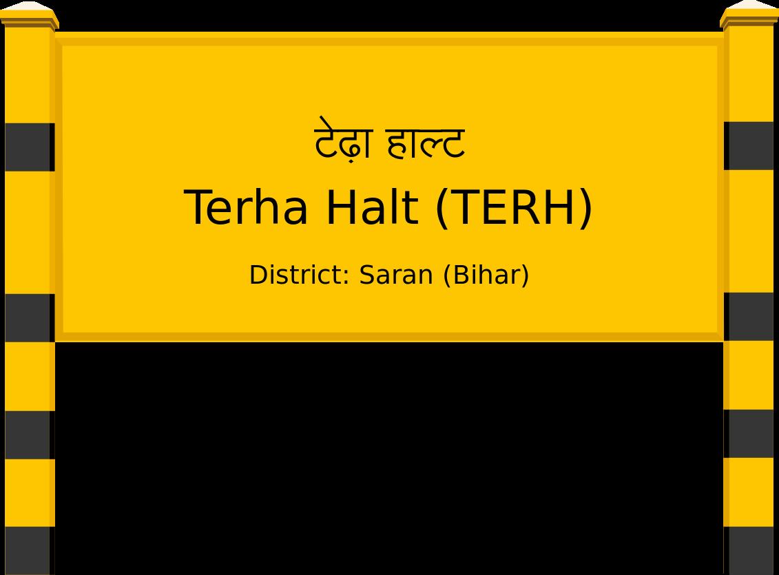 Terha Halt (TERH) Railway Station