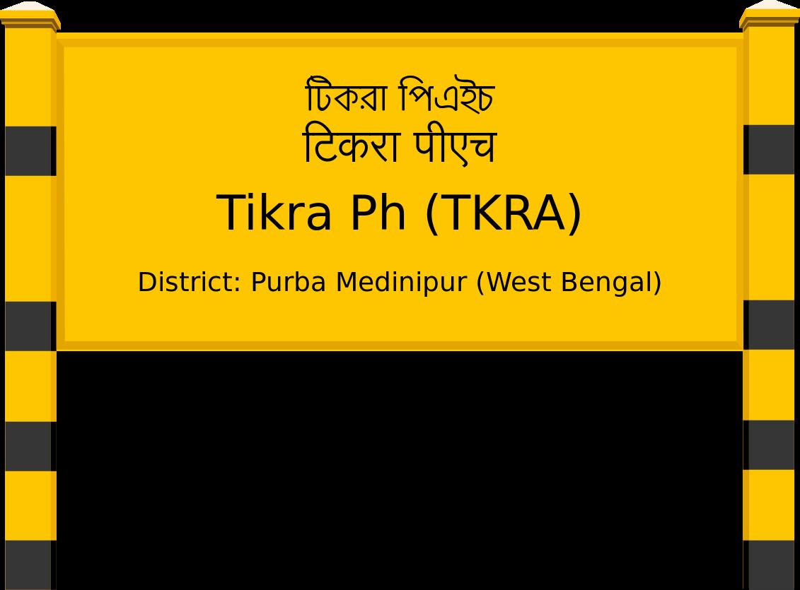 Tikra Ph (TKRA) Railway Station
