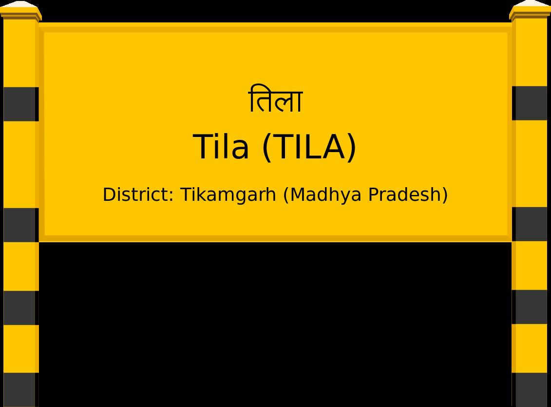 Tila (TILA) Railway Station