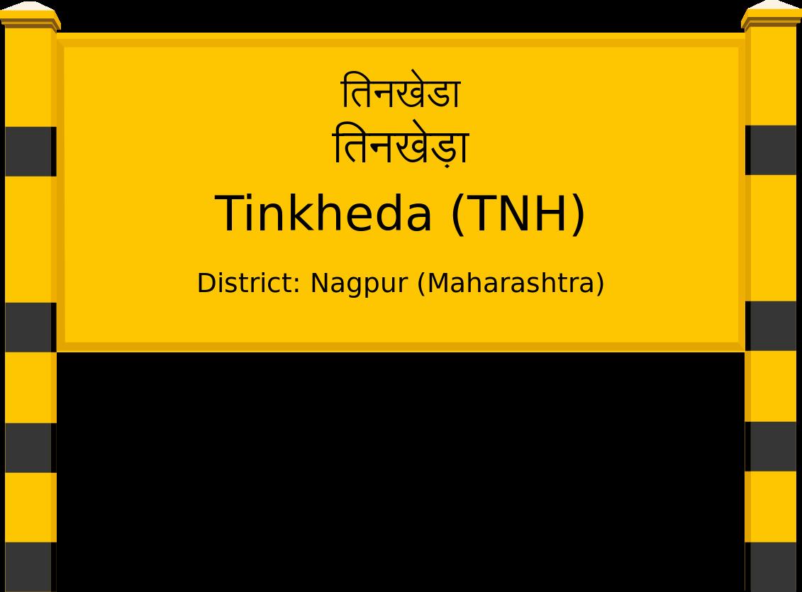 Tinkheda (TNH) Railway Station
