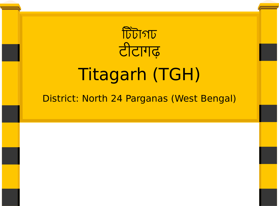 Titagarh (TGH) Railway Station
