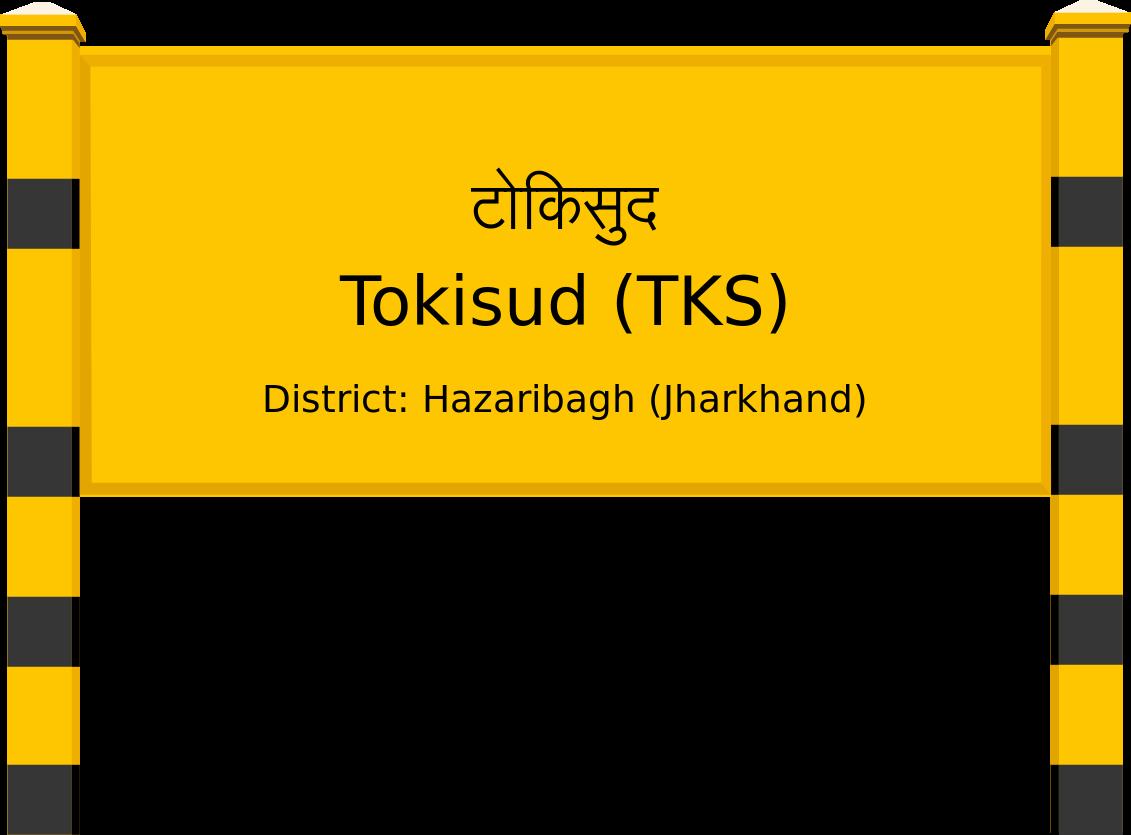 Tokisud (TKS) Railway Station