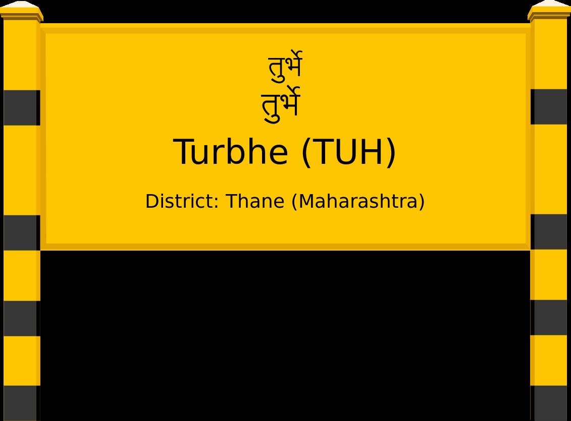 Turbhe (TUH) Railway Station