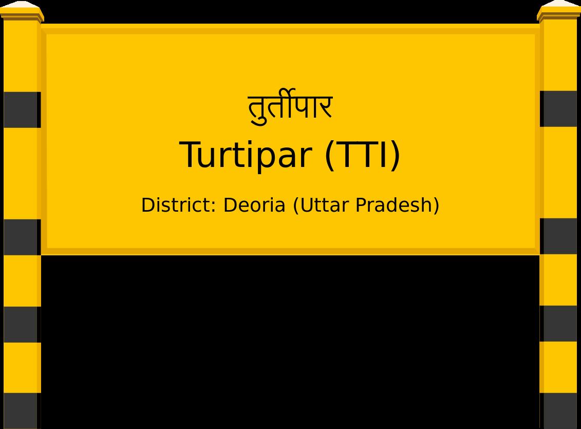 Turtipar (TTI) Railway Station