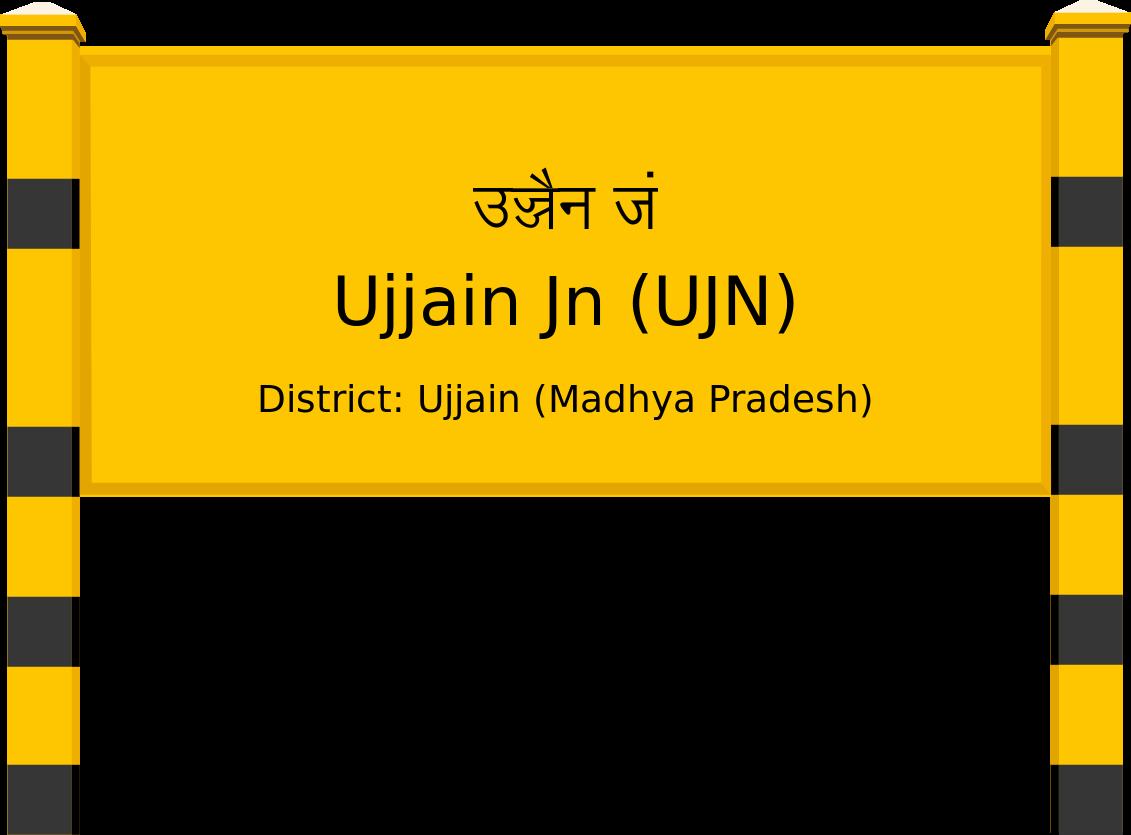 Ujjain Jn (UJN) Railway Station