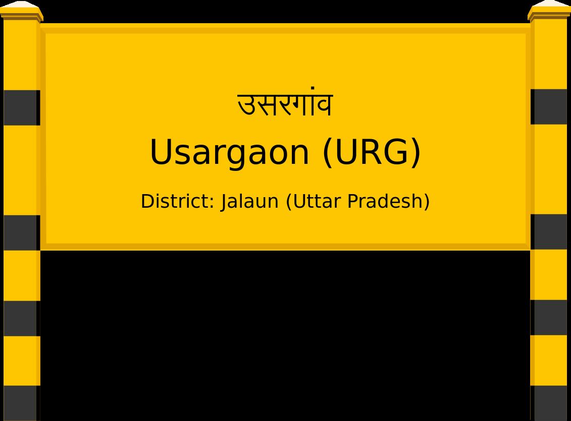 Usargaon (URG) Railway Station