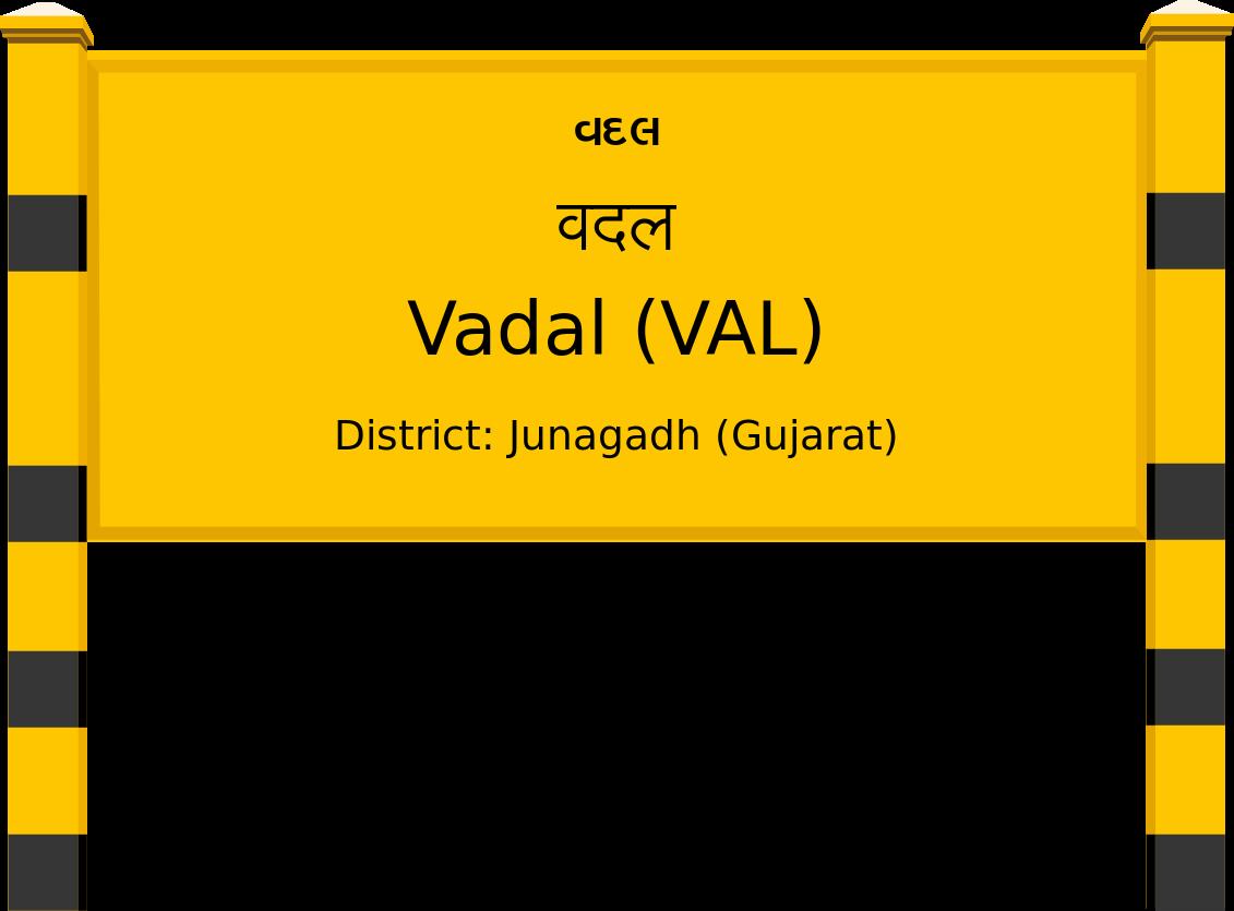 Vadal (VAL) Railway Station