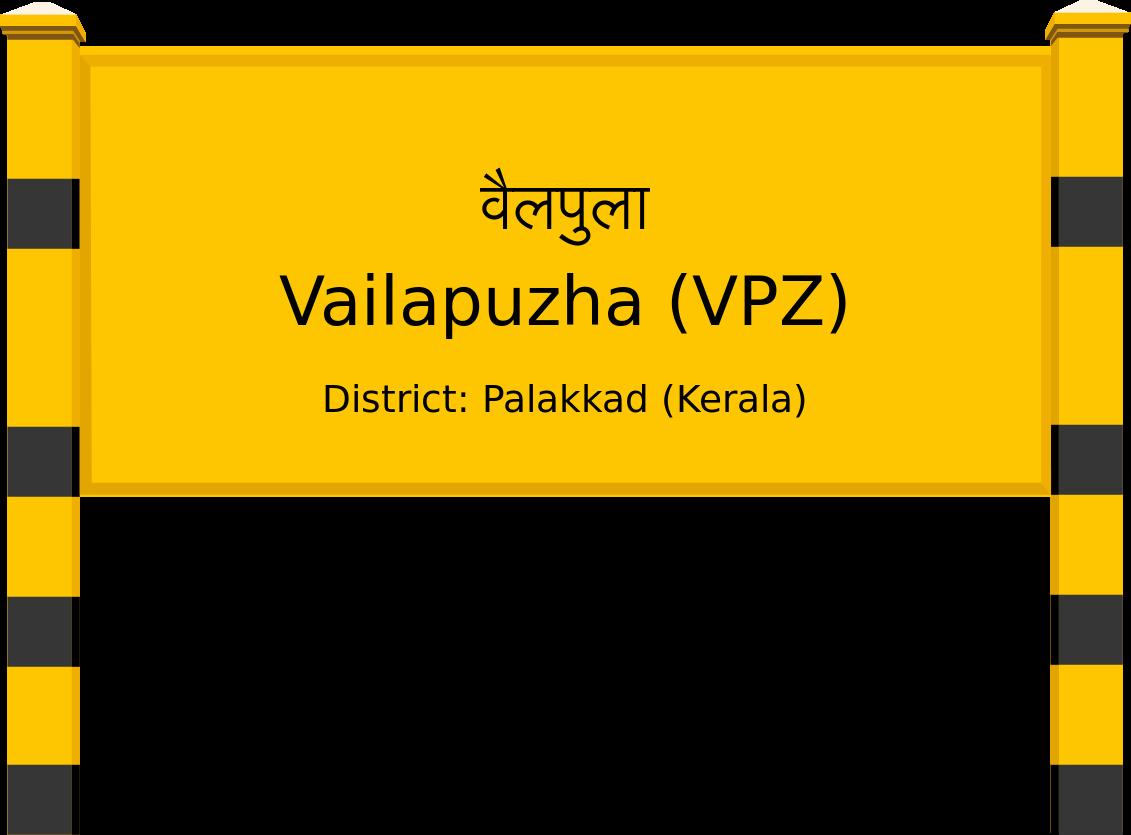 Vailapuzha (VPZ) Railway Station
