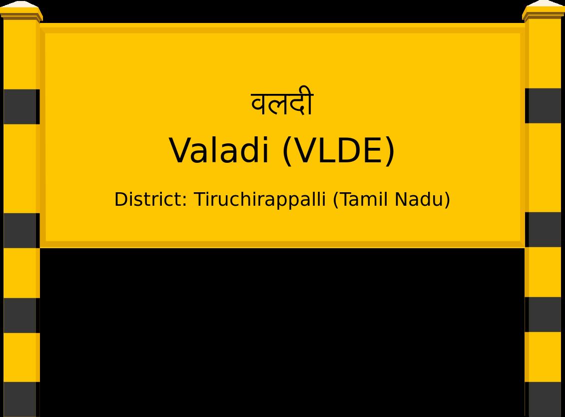 Valadi (VLDE) Railway Station