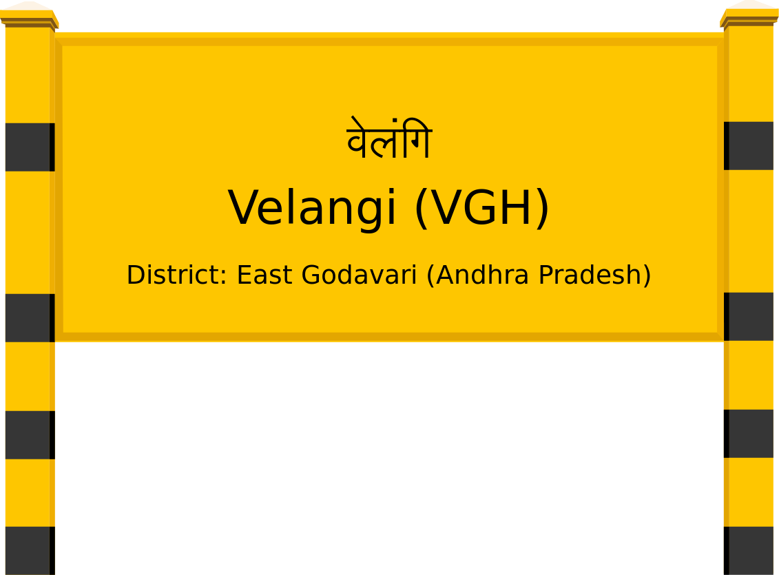 Velangi (VGH) Railway Station