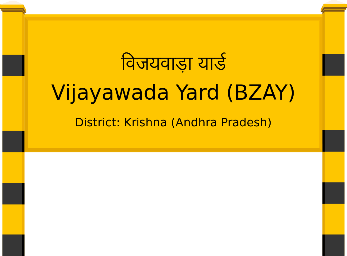 Vijayawada Yard (BZAY) Railway Station