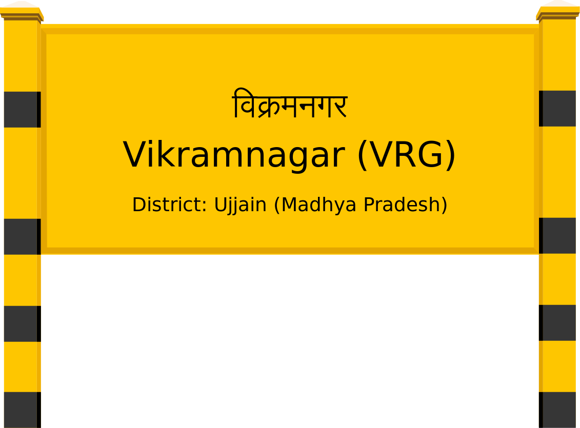 Vikramnagar (VRG) Railway Station