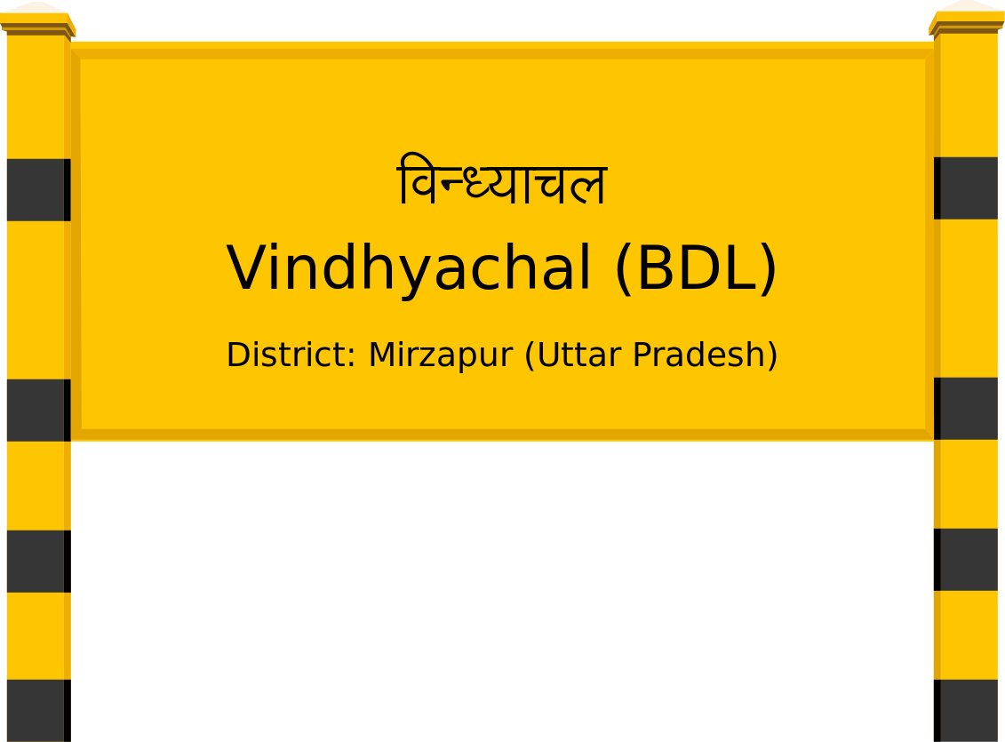 Vindhyachal (BDL) Railway Station