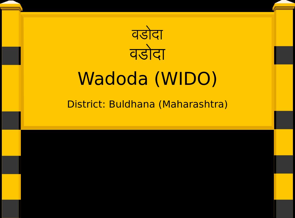 Wadoda (WIDO) Railway Station