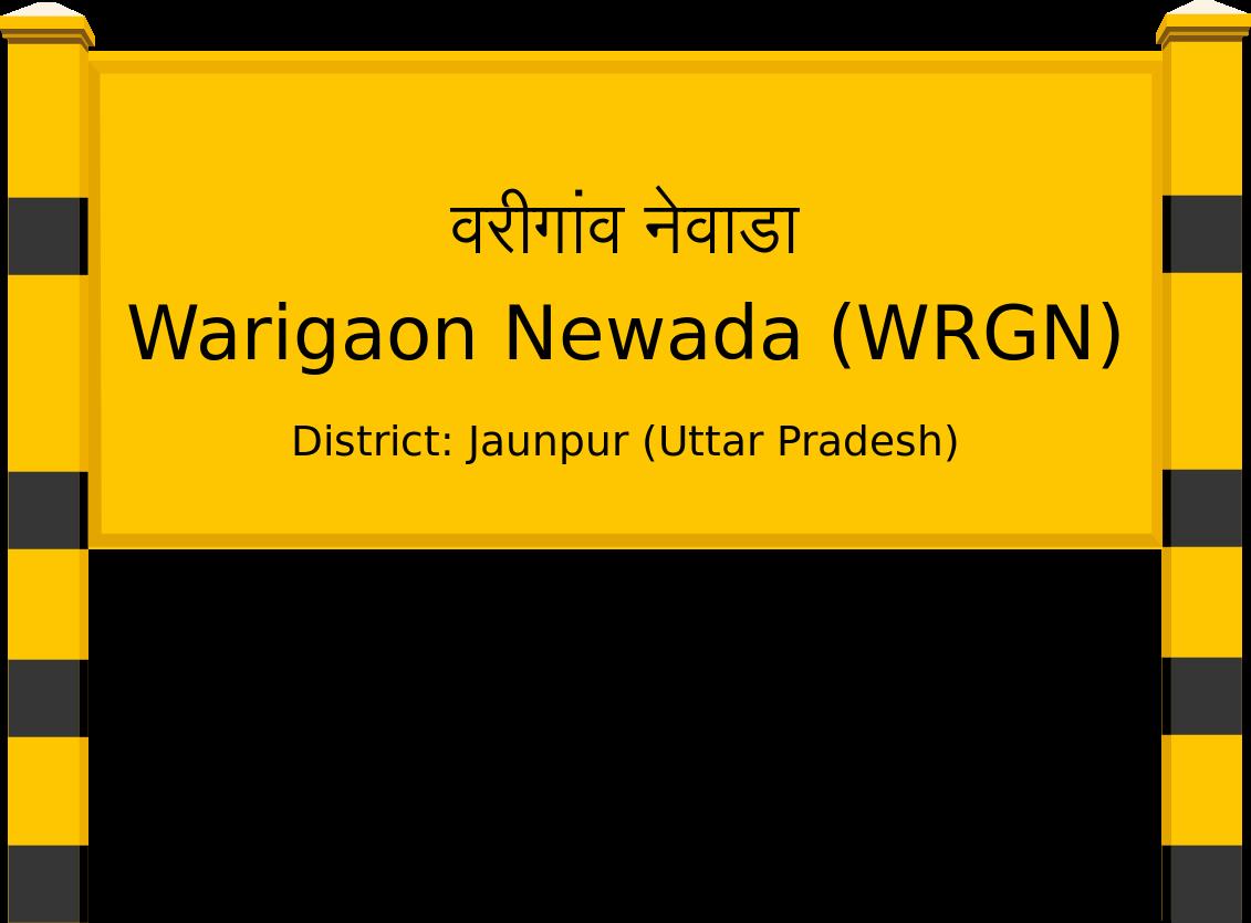 Warigaon Newada (WRGN) Railway Station