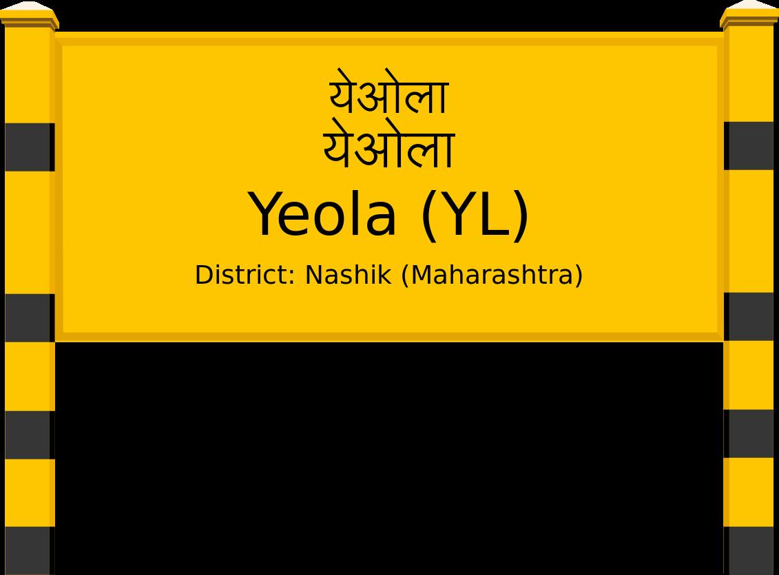 Yeola (YL) Railway Station