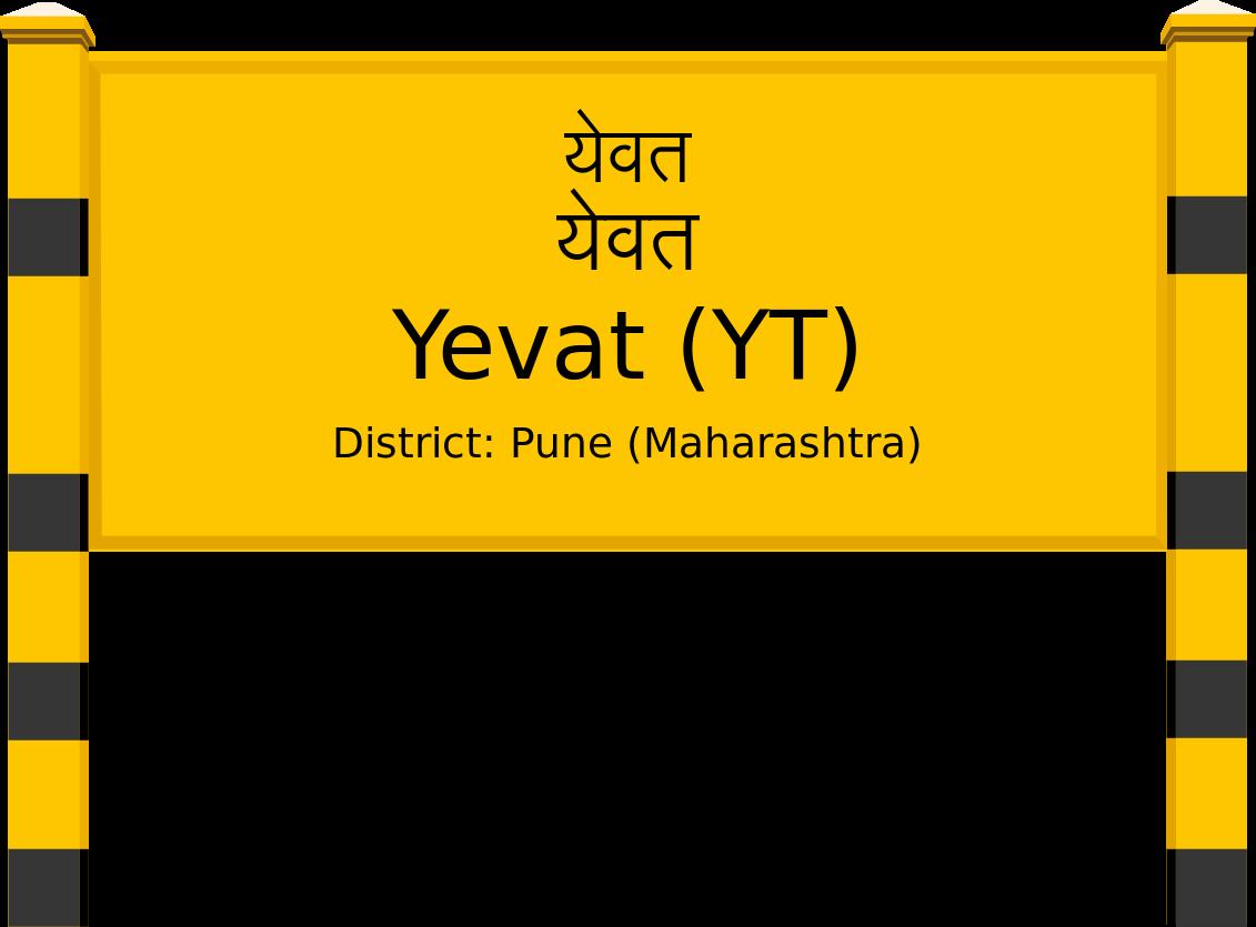 Yevat (YT) Railway Station