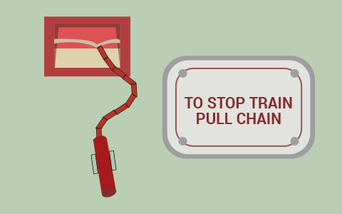 Message board chain pulling in trains 1535435612