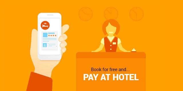 Ry bulletin railyatri pay at hotel 1550229847
