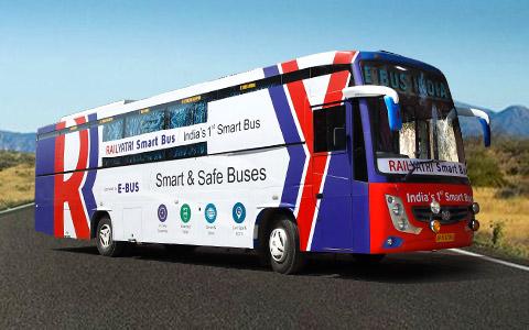 Ry bulletin railyatri smart bus service 1552973431