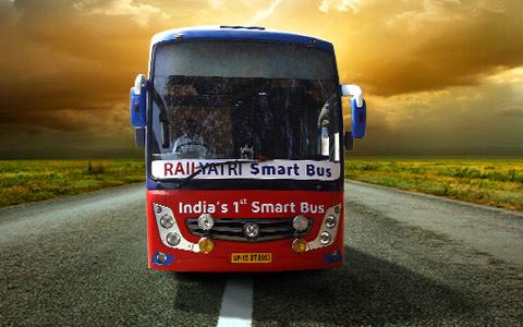 Ry bulletin railyatri smart bus service 1557387962